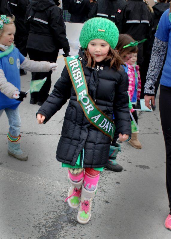 SPD Parade 2016 - wee Sadie