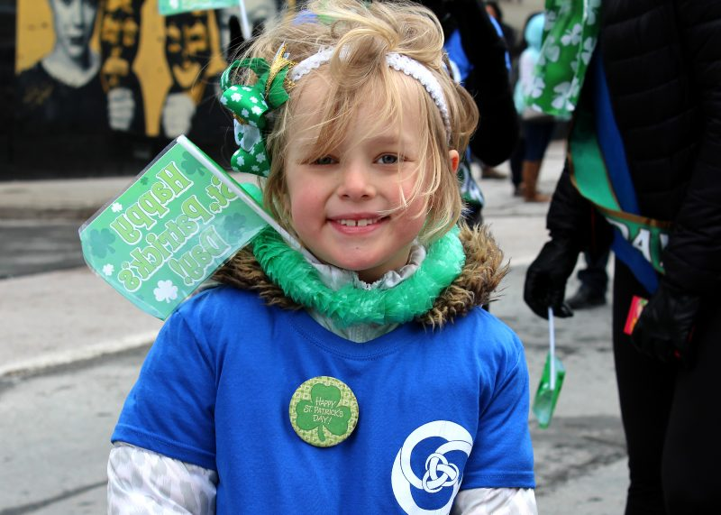SPD Parade 2016 - Wee Claire