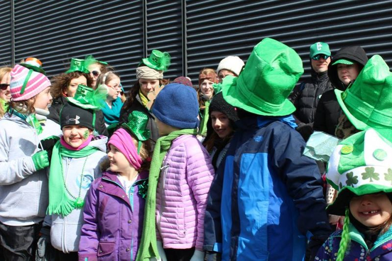 Saint Patrick's Day Parade 2017