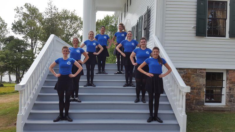 Dancers at Uniacke Estate 200th Anniversary event